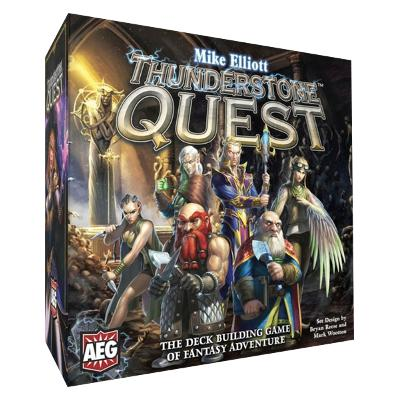 Thunderstone Quest-LVLUP GAMES
