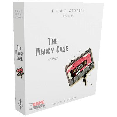 TIME Stories: The Marcy Case-LVLUP GAMES