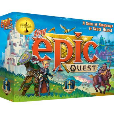 Tiny Epic Quest-LVLUP GAMES