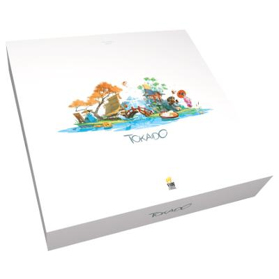 Tokaido (5th Anniversary Edition)-LVLUP GAMES