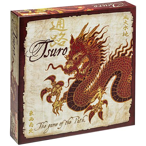 Tsuro-LVLUP GAMES