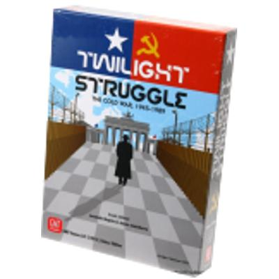 Twilight Struggle (Deluxe Edition)-LVLUP GAMES