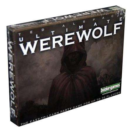 Ultimate Werewolf (Revised Edition)-LVLUP GAMES