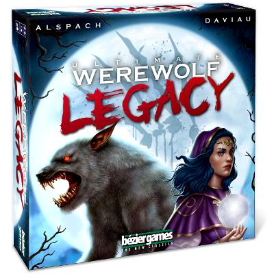 Ultimate Werewolf: Legacy-LVLUP GAMES