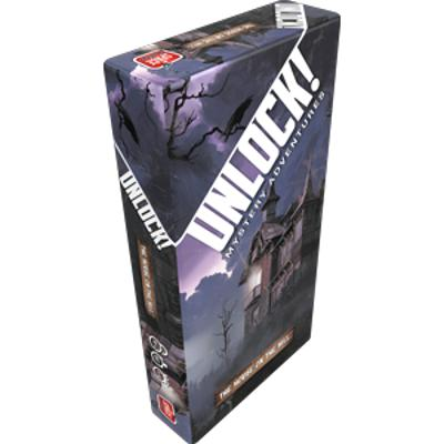 Unlock! The House on the Hill-LVLUP GAMES