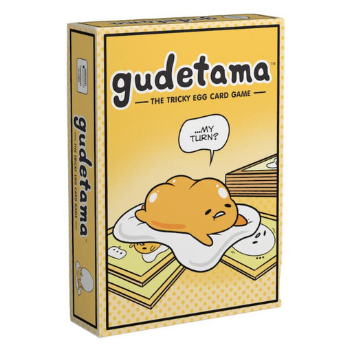 PRE-ORDER | Gudetama: The Tricky Egg Card Game-LVLUP GAMES