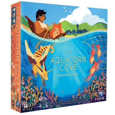 The Aquicorn Cove-LVLUP GAMES