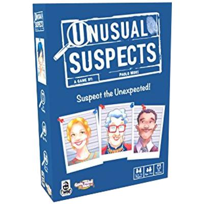 Unusual Suspects (Blue Box)-LVLUP GAMES