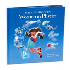 Science Wide Open: Women in Physics-LVLUP GAMES