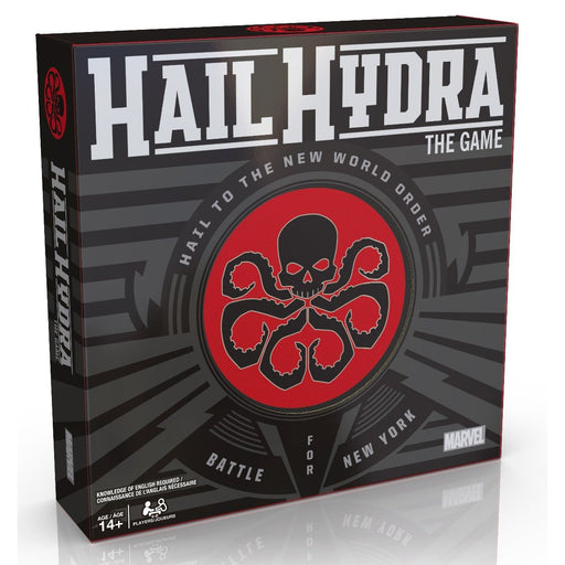 Hail Hydra-LVLUP GAMES