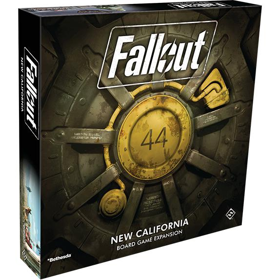Fallout: New California Expansion-LVLUP GAMES