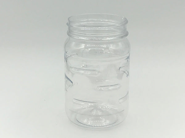 16oz Mayo JAR 38-400 deep