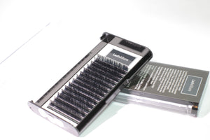 Classic Lashes Single Lash Tray - 0.12 Thickness