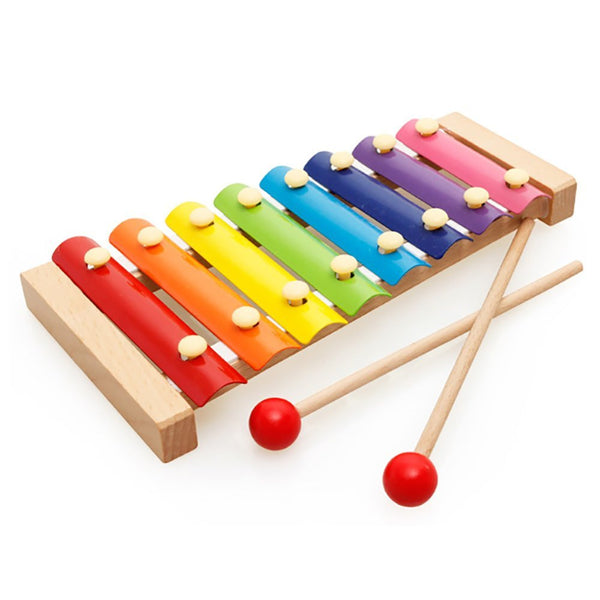 MoTrent Wooden 8 Notes Xylophone – The Xylophone Shop