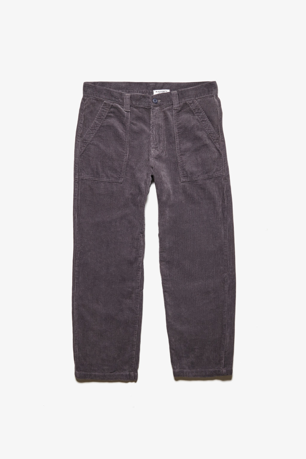 Blacksmith - Cord Fatigue Pants - Smoke