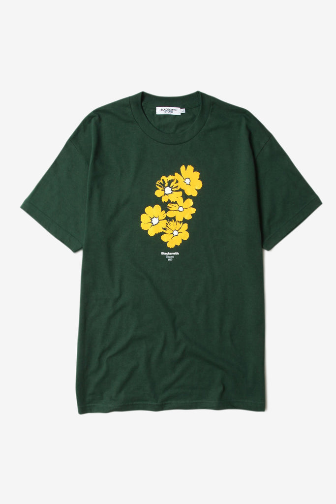 Blacksmith - Factory Tee - Forest