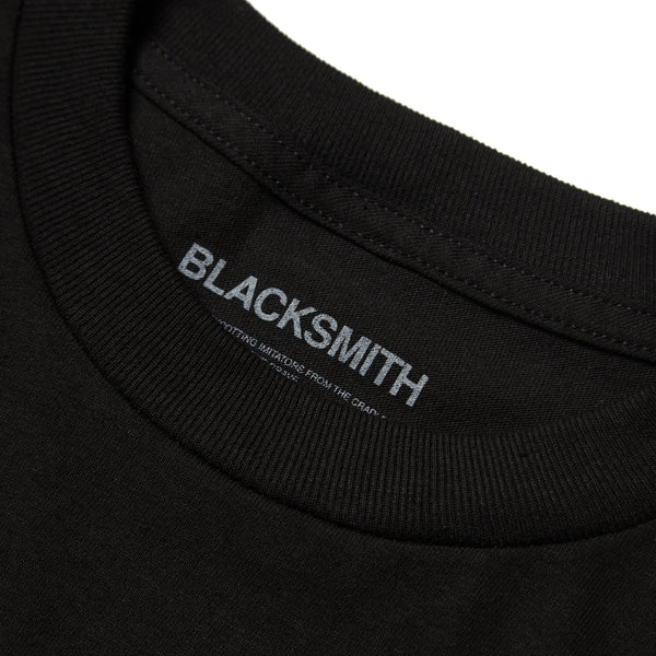 Blacksmith - Hopscotch Tee - Black