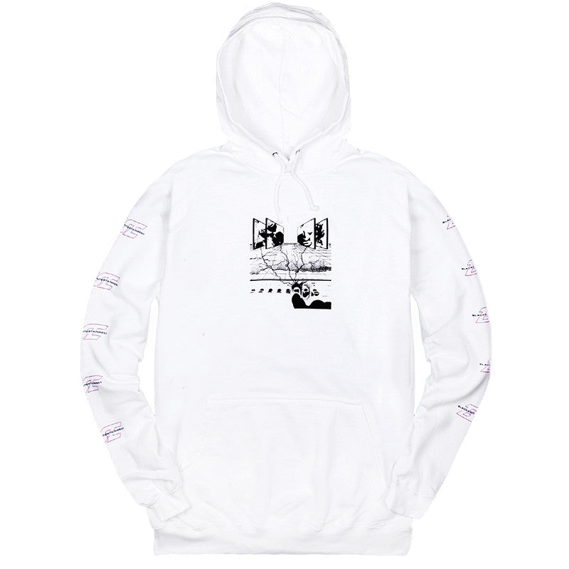 Blacksmith - Tuned Out Hoodie - White