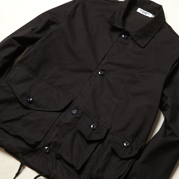 Blacksmith - Service Blouson Jacket - Black
