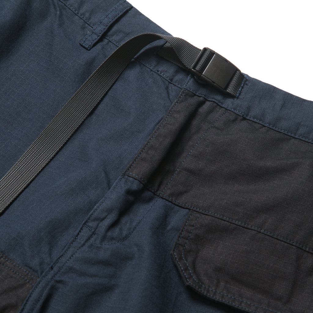 Blacksmith - Ripstop Utility Shorts - Midnight