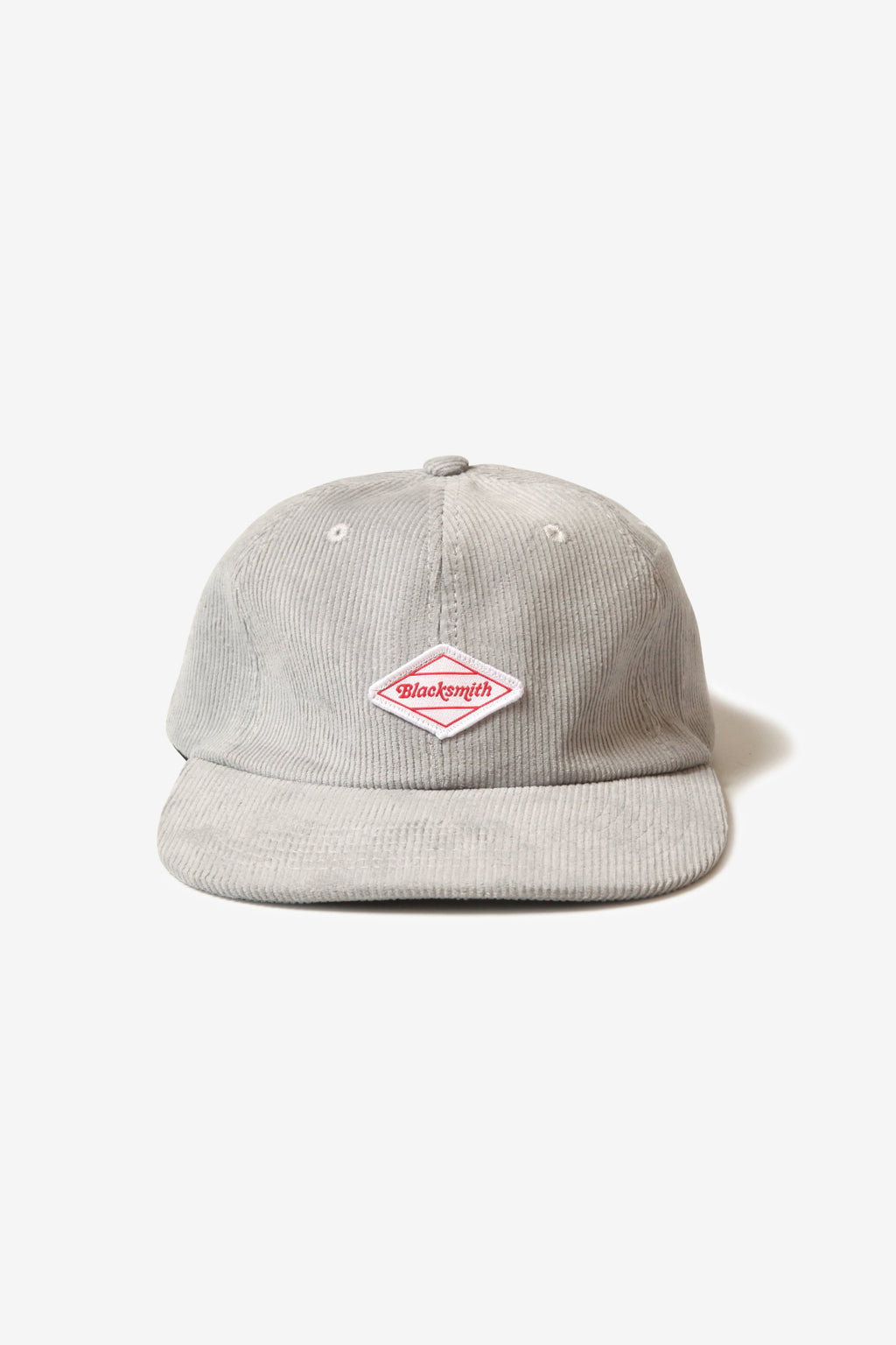 Blacksmith - Corduroy Everyday Cap - Grey