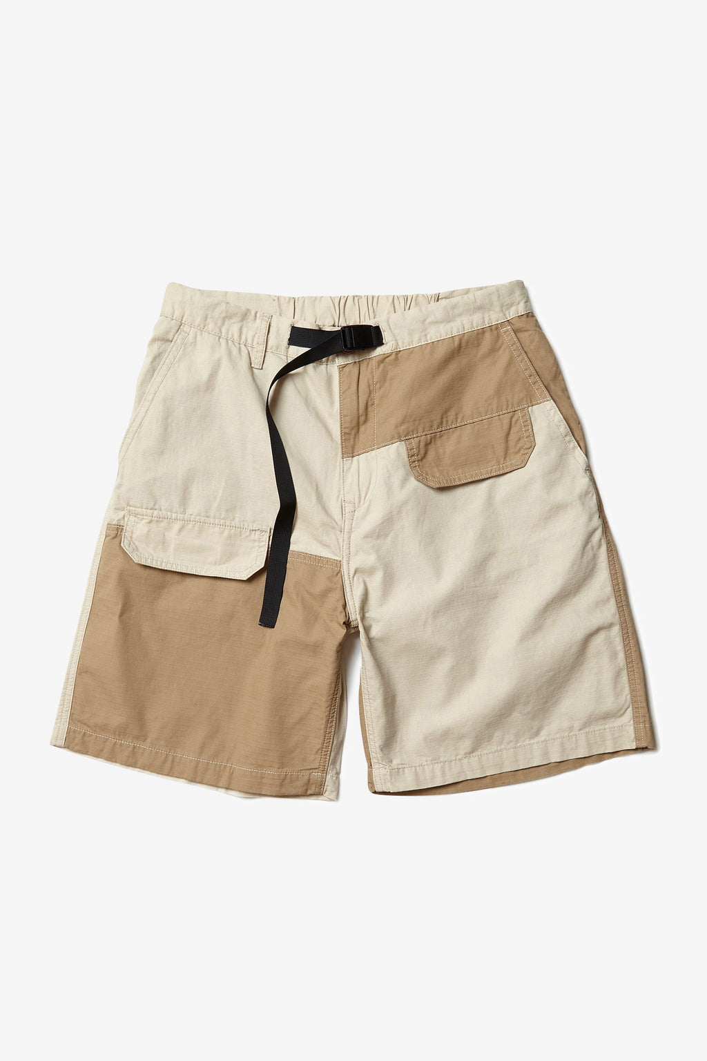 Blacksmith - Ripstop Utility Shorts - Natural