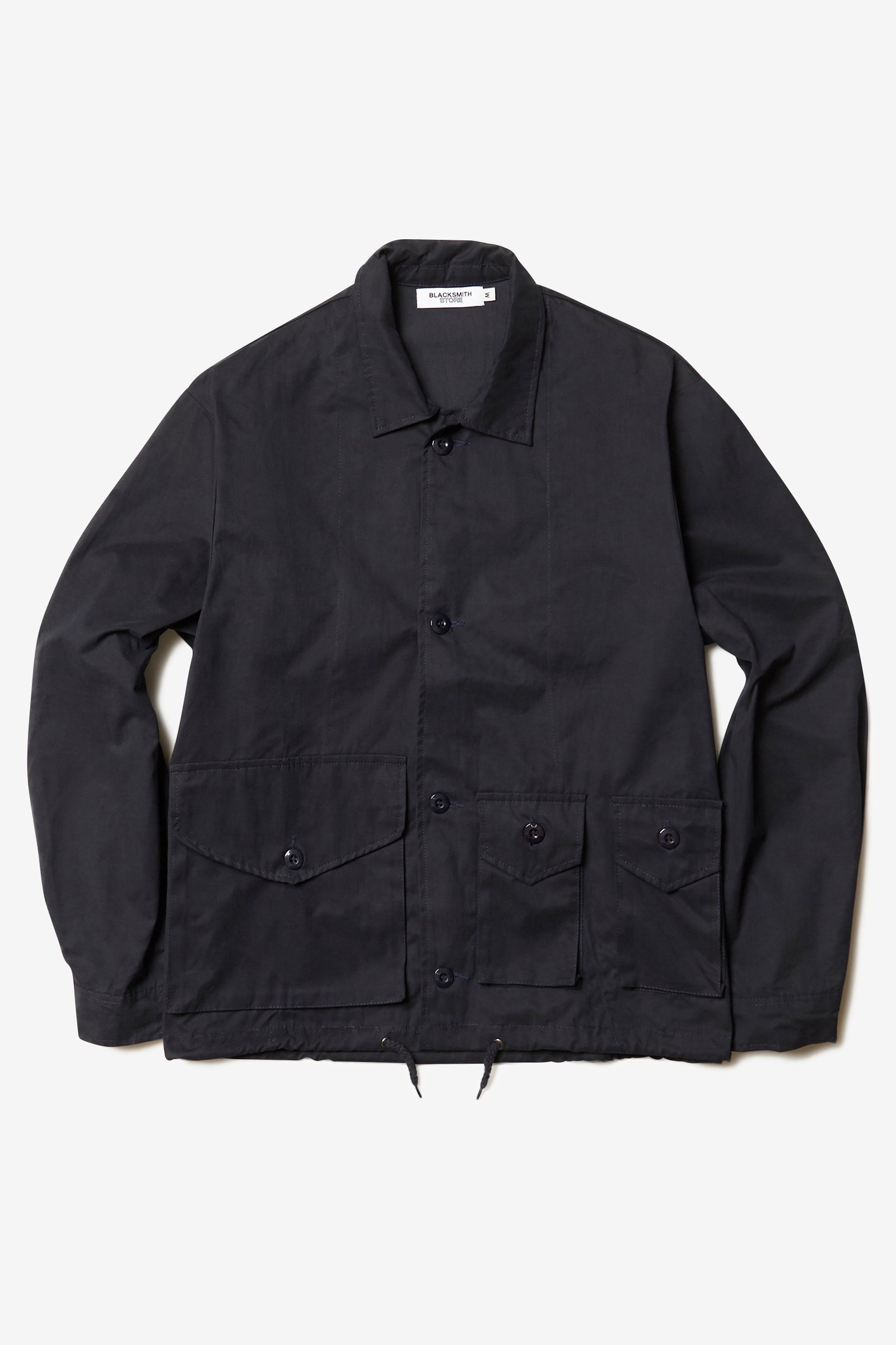 Blacksmith - Service Blouson Jacket - Navy