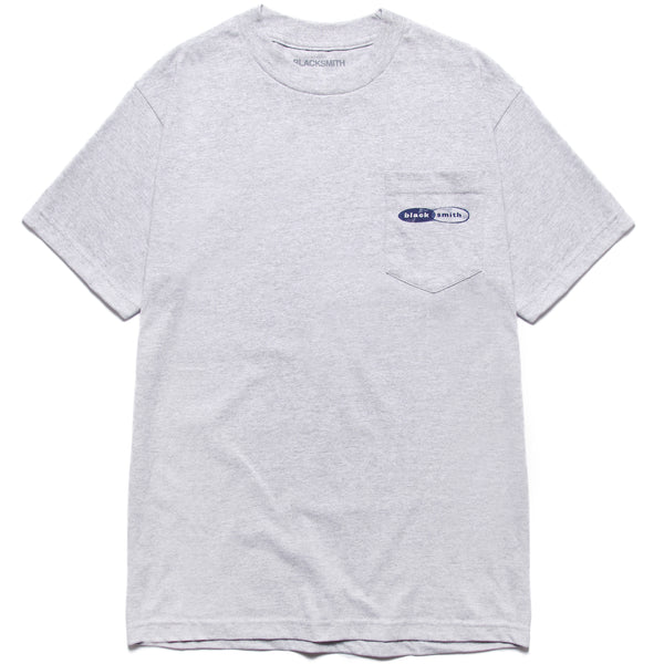 Blacksmith - JC Pocket Tee - Grey