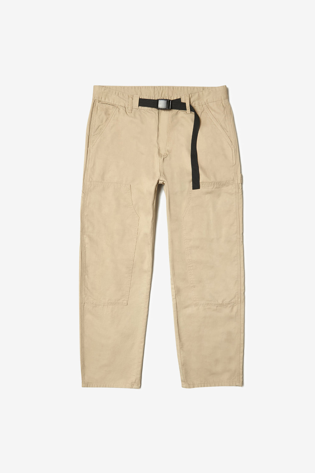 Blacksmith - Double Knee Carpenter Pants - Stone