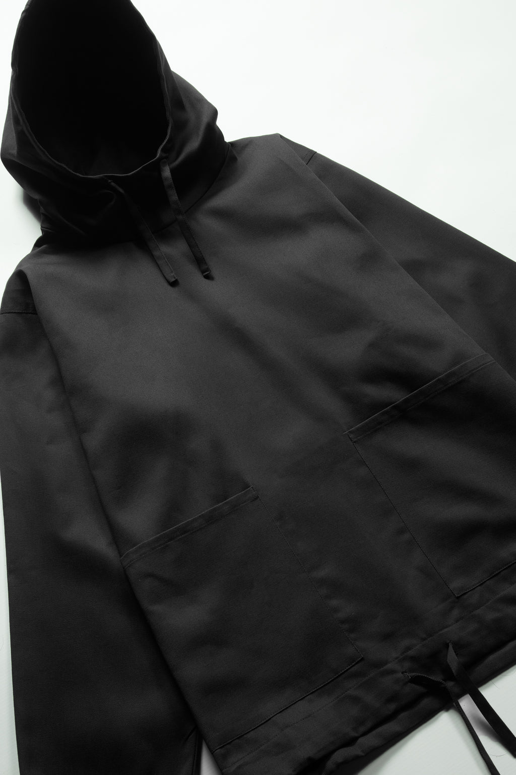 Blacksmith - Pullover Smock Jacket - Black