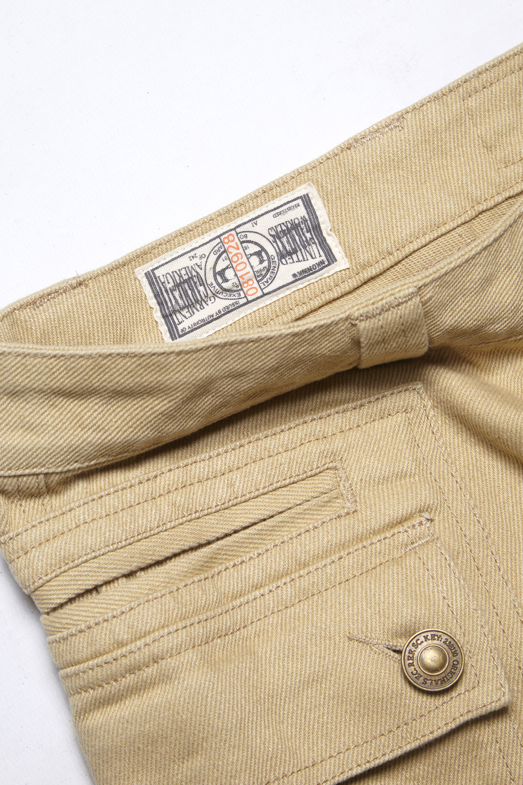 Deadstock - P44 Pants - Sand