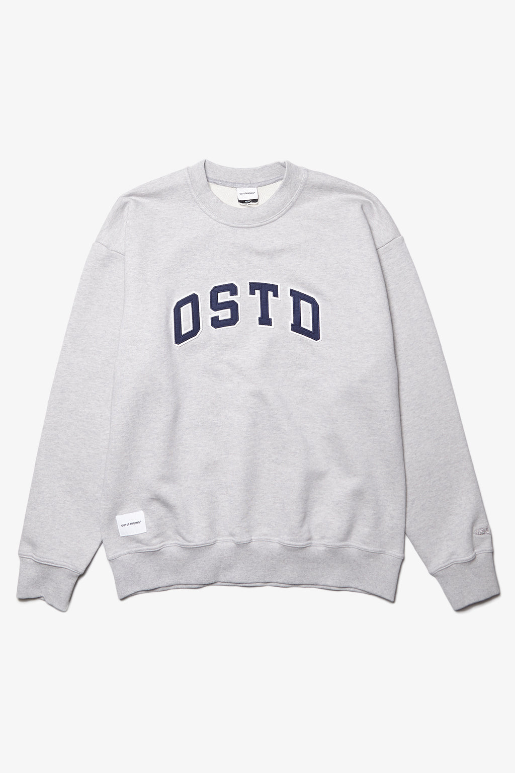 Outstanding & Co. - OSTD Collegiate Sweatshirt - Grey