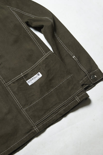 Overall Union - Workshop Chore Coat - Army