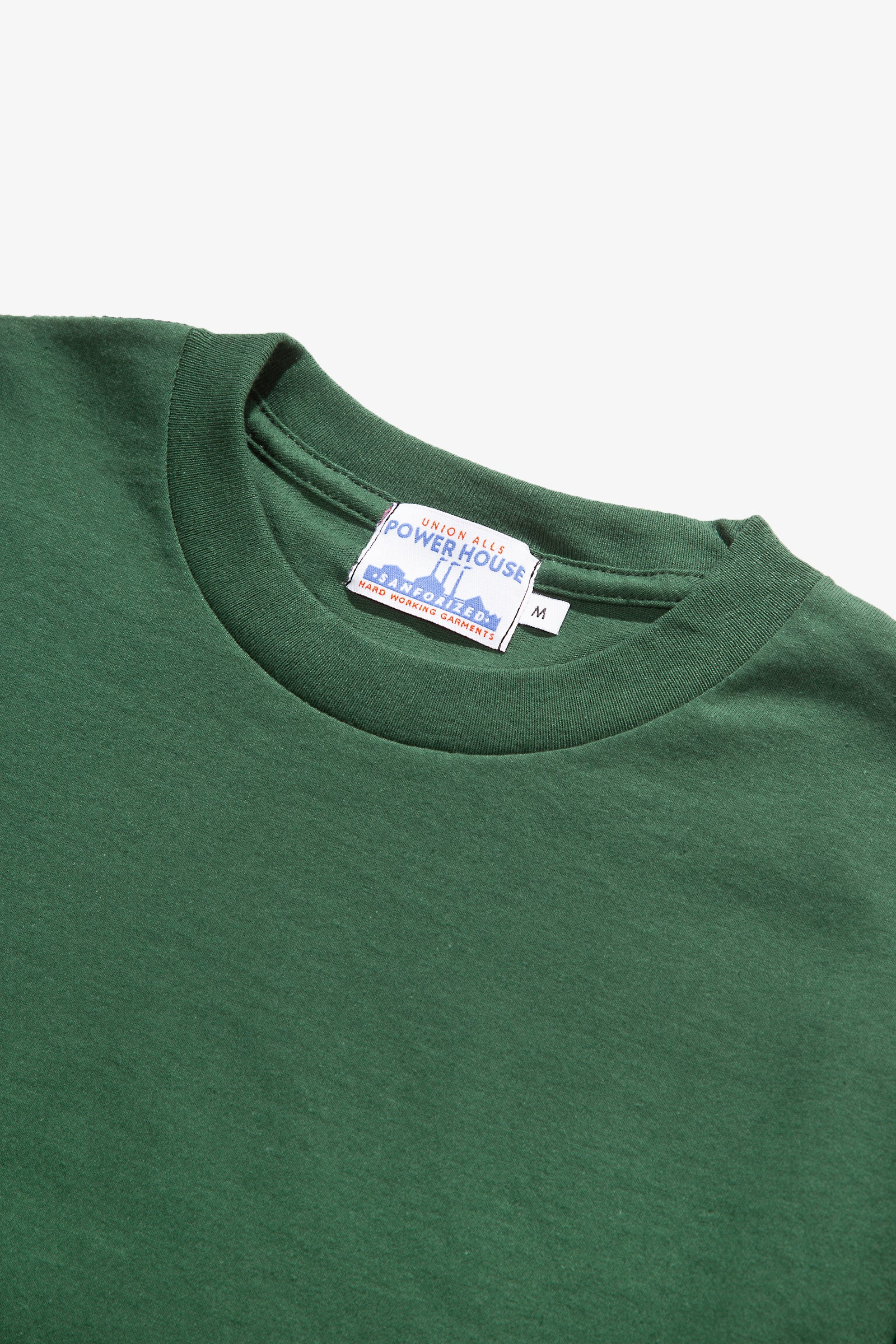 Power House - Everyday T-Shirt - Forest Green