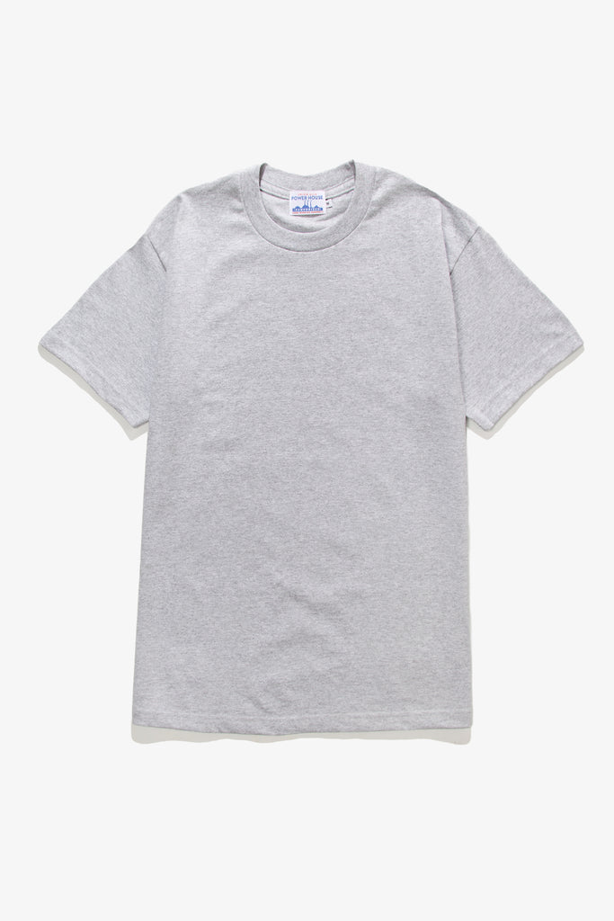 Power House - Everyday T-Shirt - Heather Grey