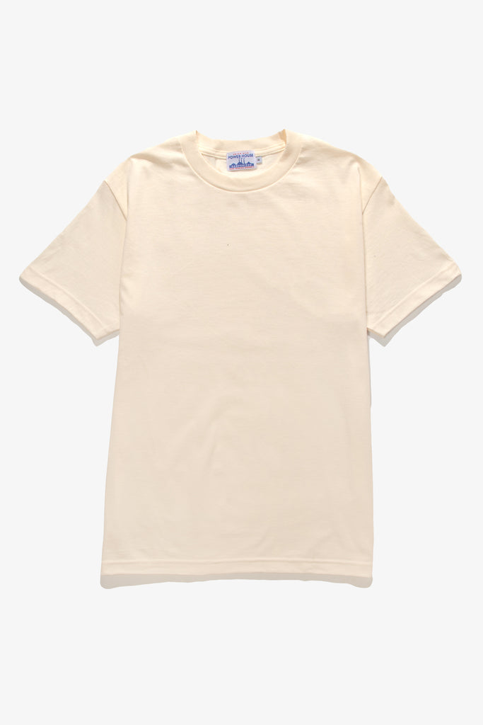 Power House - Everyday T-Shirt - Vanilla