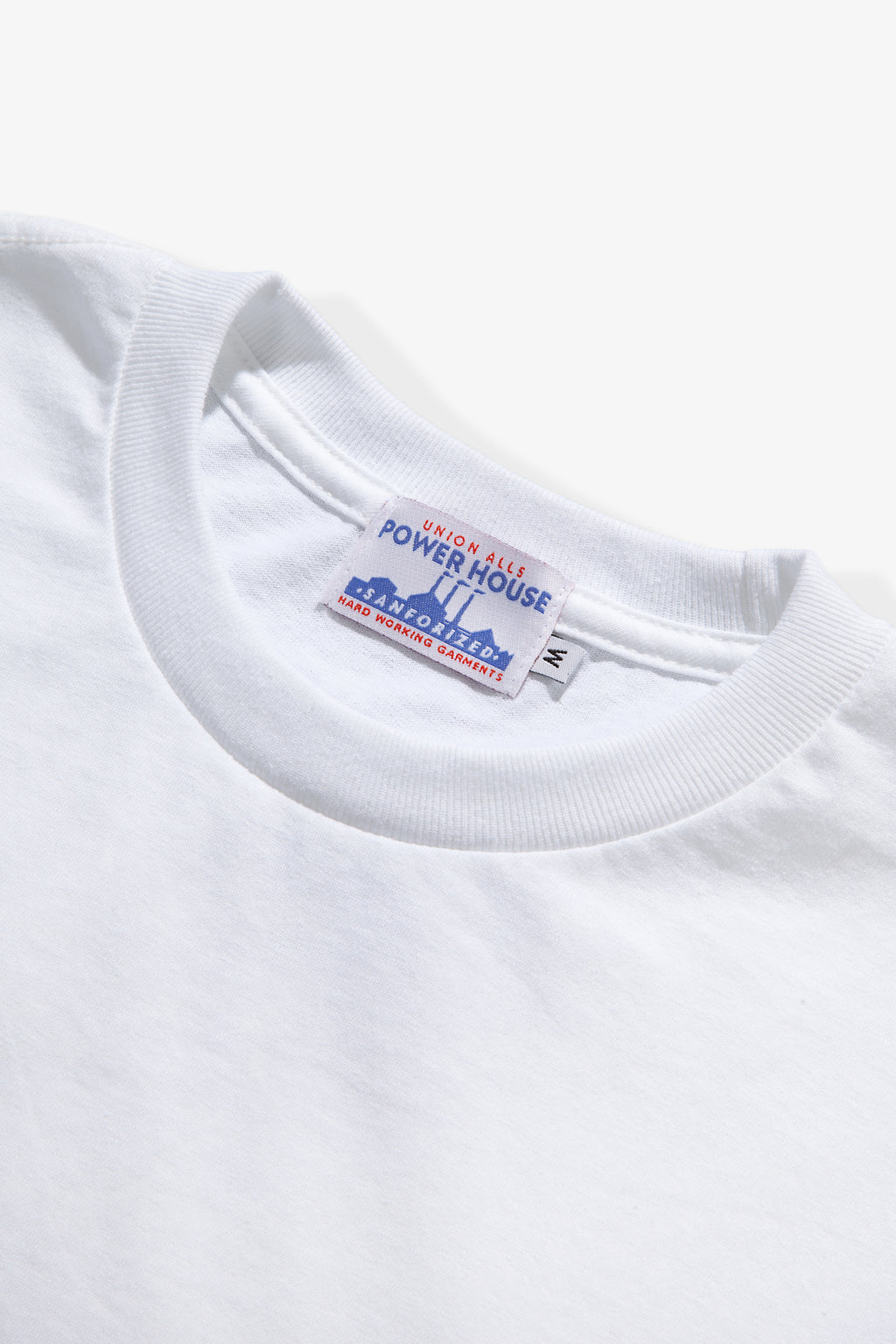 Power House - Everyday T-Shirt - White