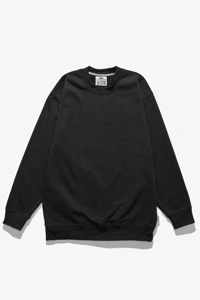 Pro Club - Heavyweight Crewneck Sweatshirt - Black
