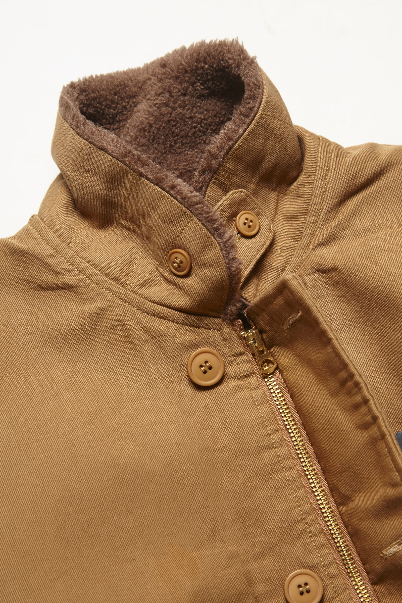 Deadstock - USN N1 Deck Jacket - Khaki