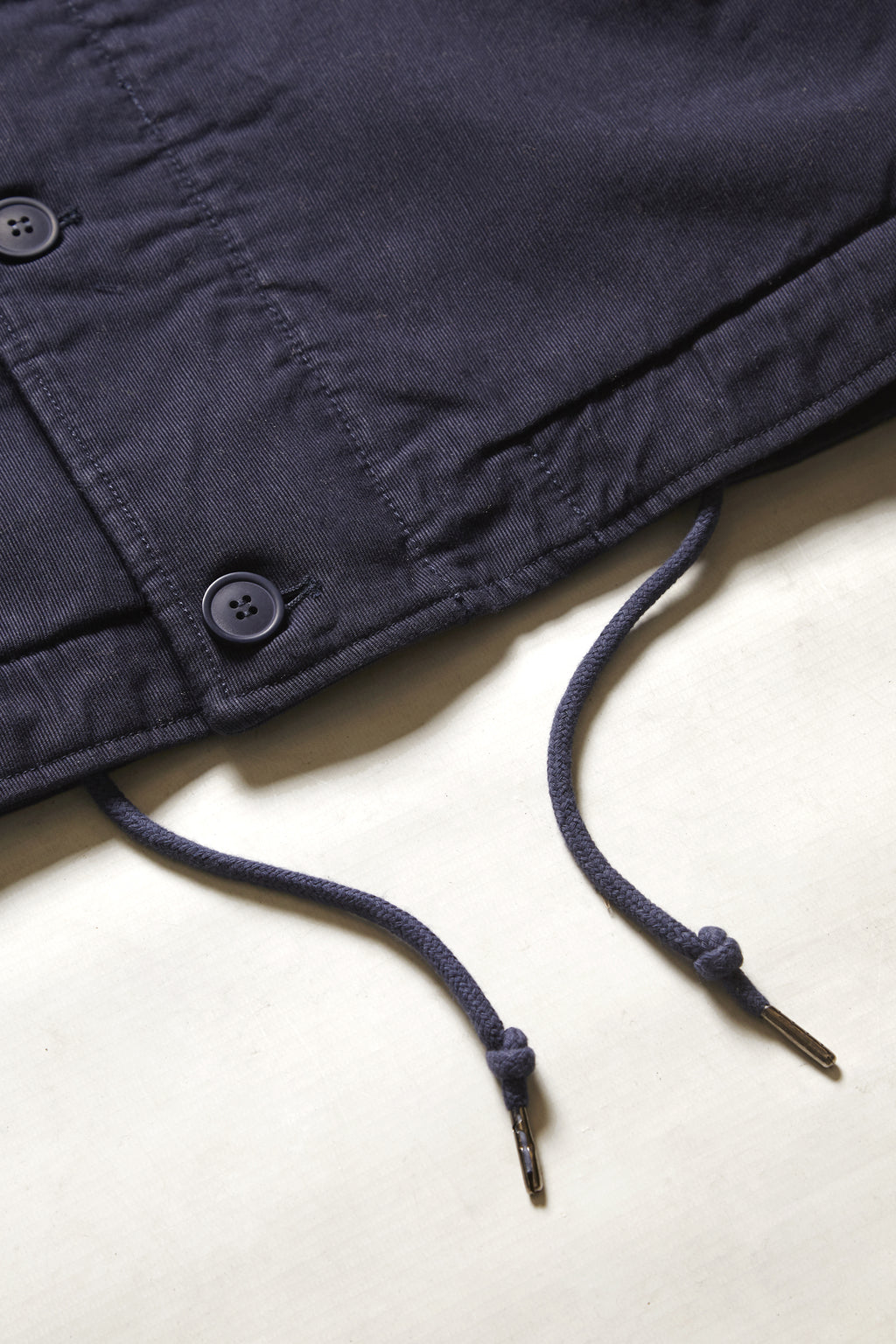 Deadstock - USN N1 Deck Jacket - Navy