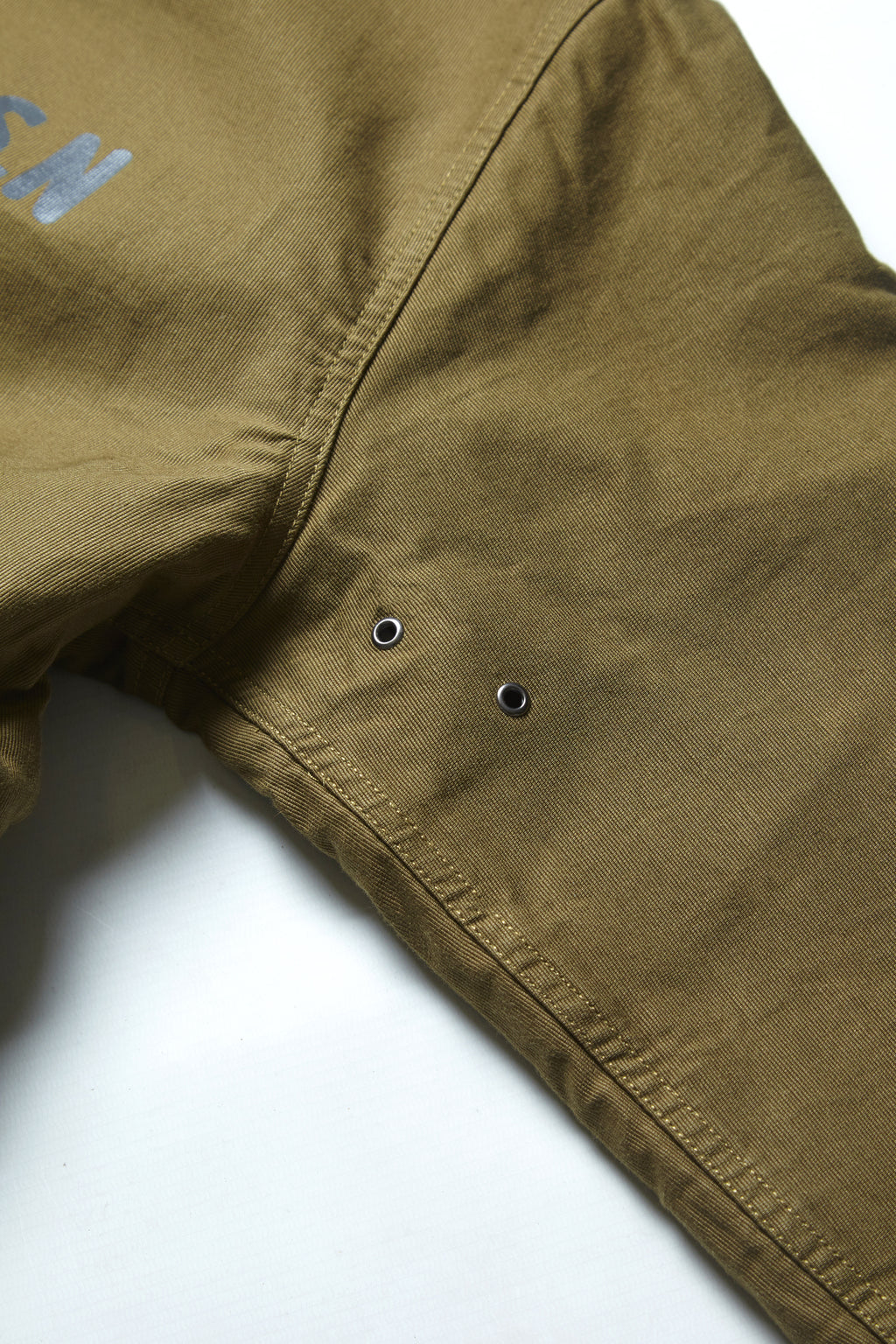 Deadstock - USN N1 Deck Jacket - Olive