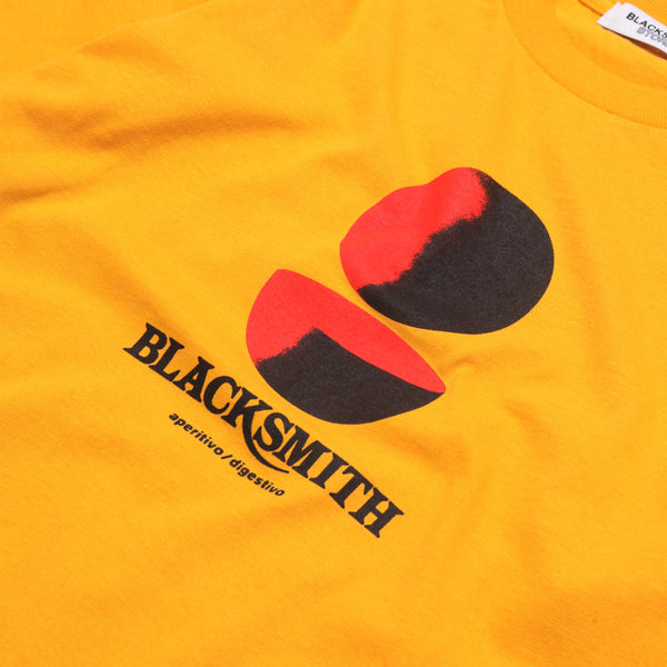 Blacksmith - Aperitivo/Digestivo Tee - Sunflower