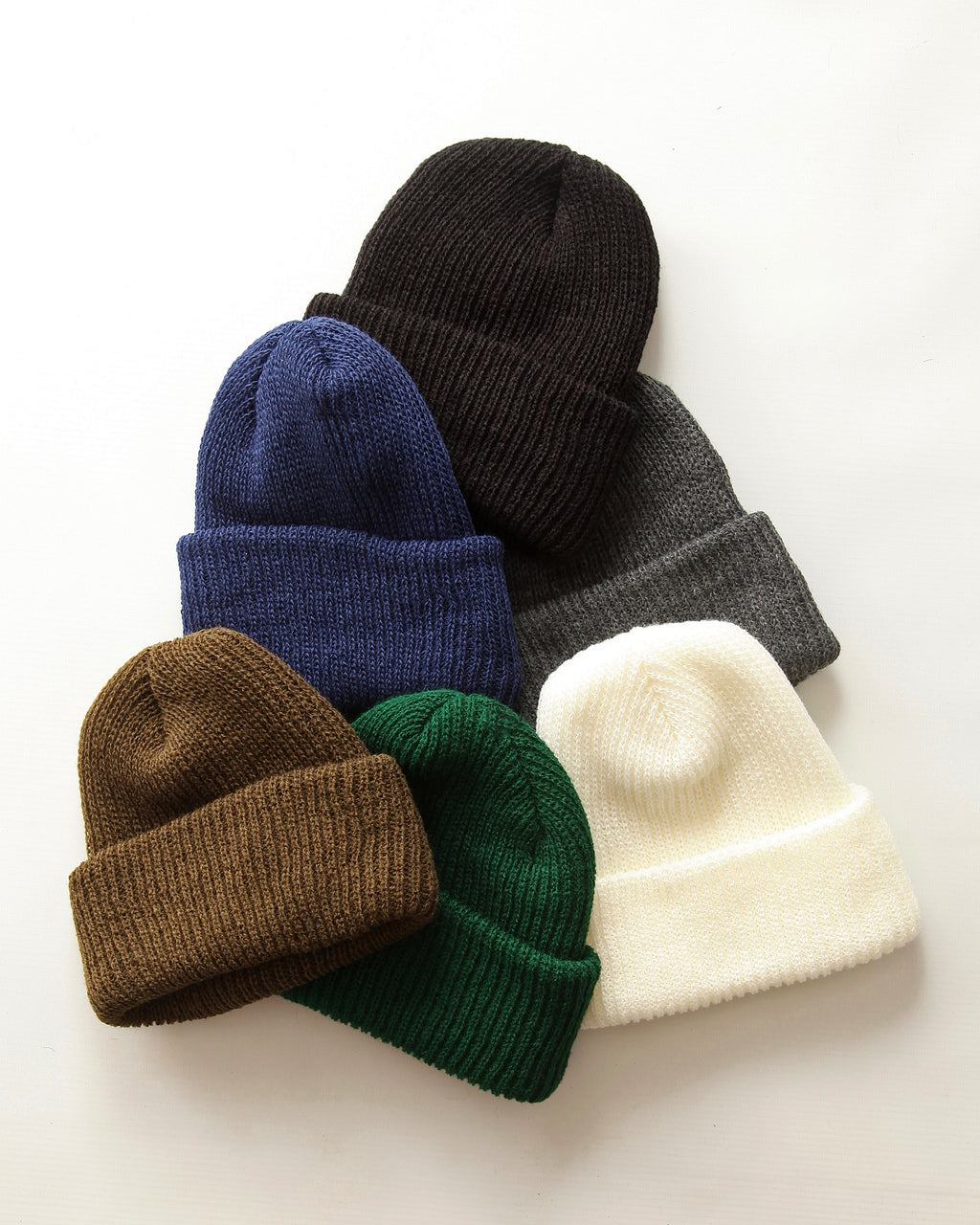 Artex Knitting Mills - Watch Cap Beanie - Forest Green
