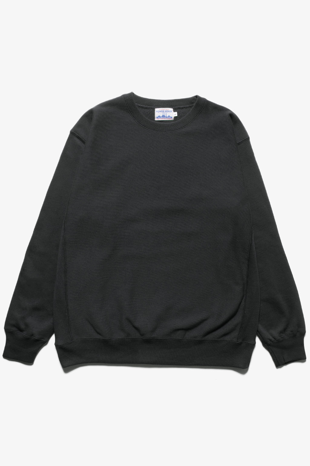 Power House - 12oz Crewneck - Black