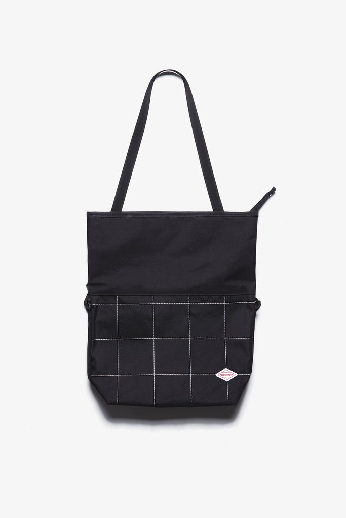 Blacksmith - 3 Way Tote - Black/Black