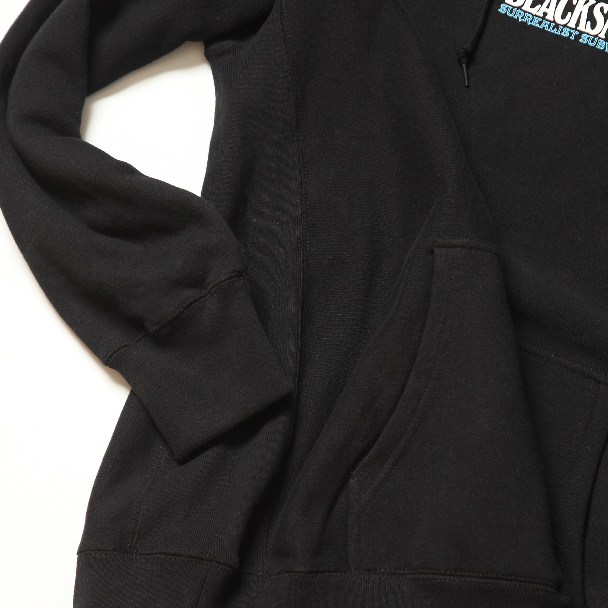 Blacksmith - Surrealist Subversion Hoodie - Black