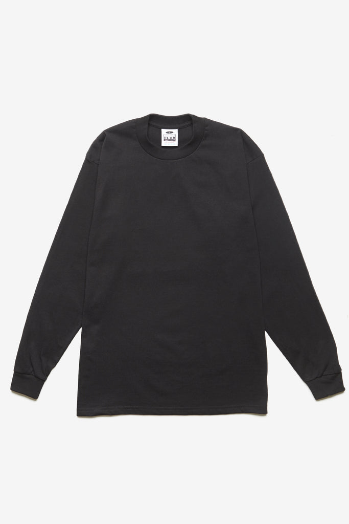 Pro Club - Heavyweight Long Sleeve T-Shirt - Black