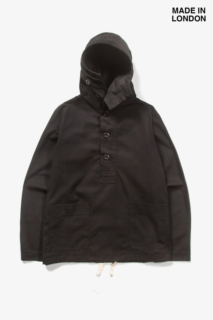 Blacksmith - 001 Canvas Smock - Black