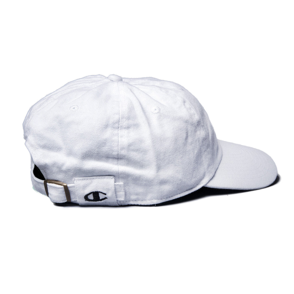 Blacksmith / Champion® Club Girl Cap - White