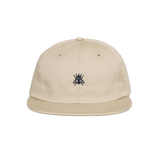 Butter Goods - Fly 6 Panel Cap - Khaki